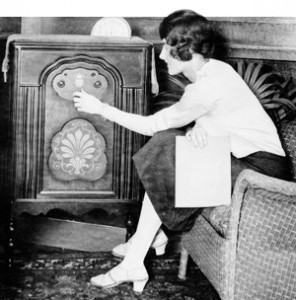 in the early 1930s radio was